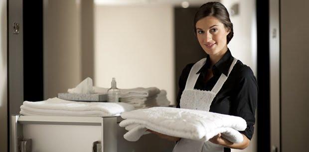 Principais atribuições de uma camareira
